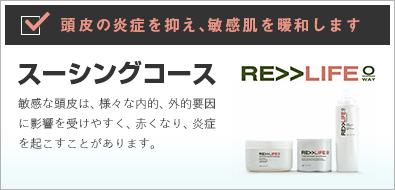 〜RE>>LIFE〜インテンシブコース